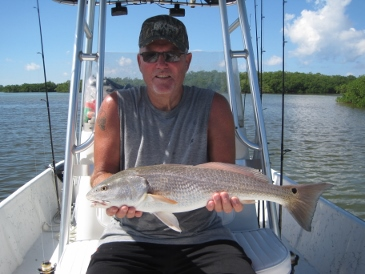 Tribenwater fishing report sw fl bonita beach october for Estero bay fishing report