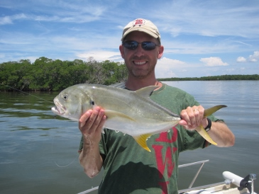 Fishing report swfl bonita beach estero bay big jack for Estero bay fishing report